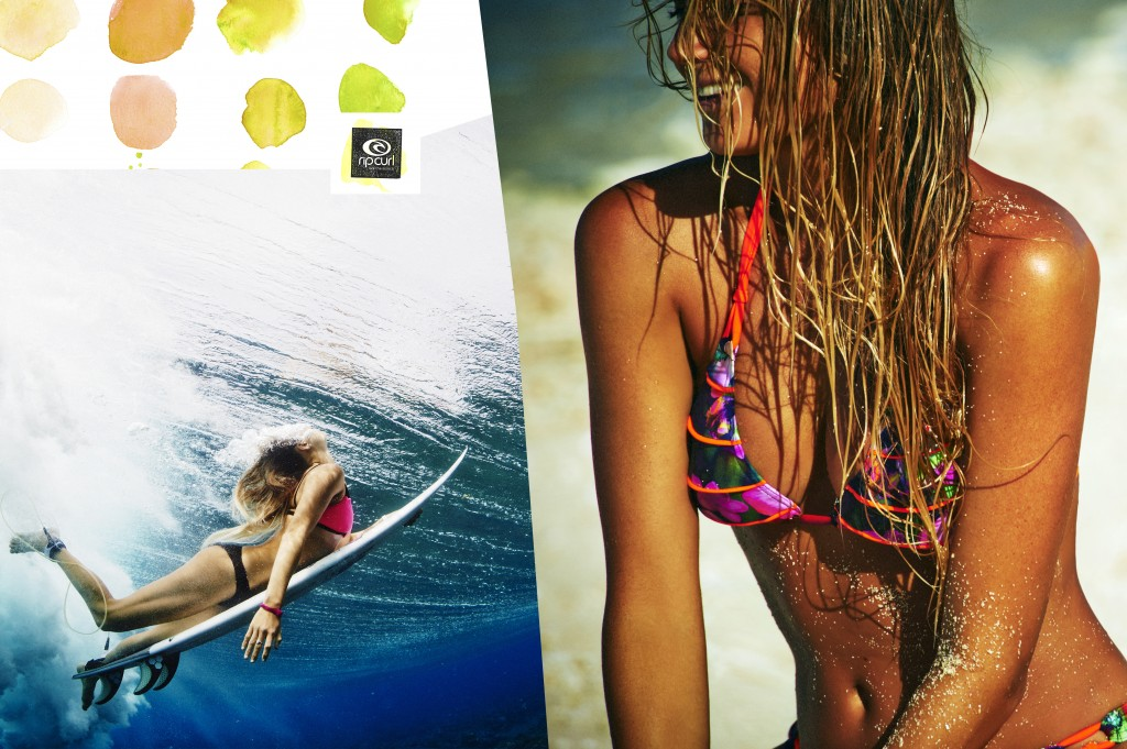 RIPCURL BIKINI SURFWAX