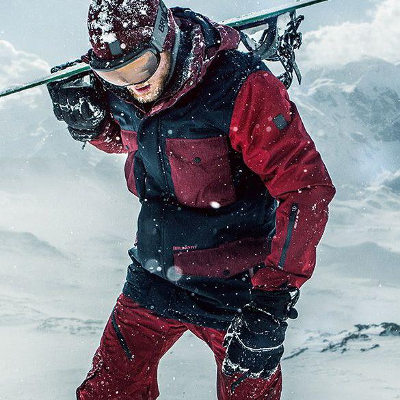 brunotti sniego apranga Lietuvoje